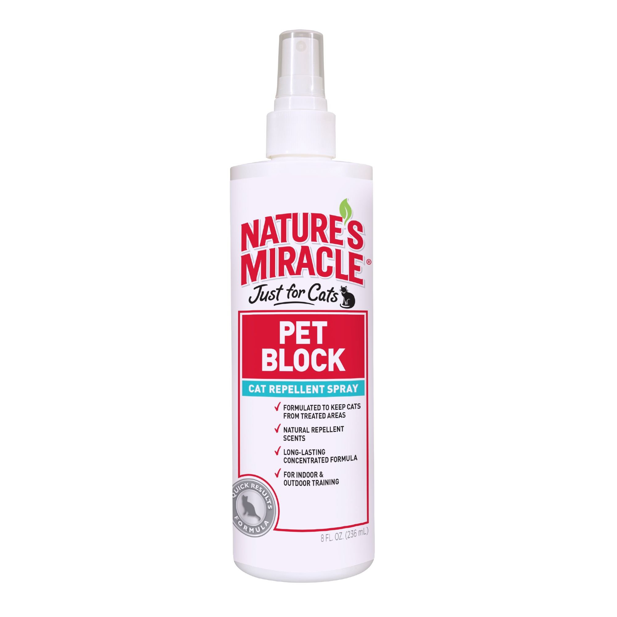 Nature's Miracle Pet Block Cat Repellent