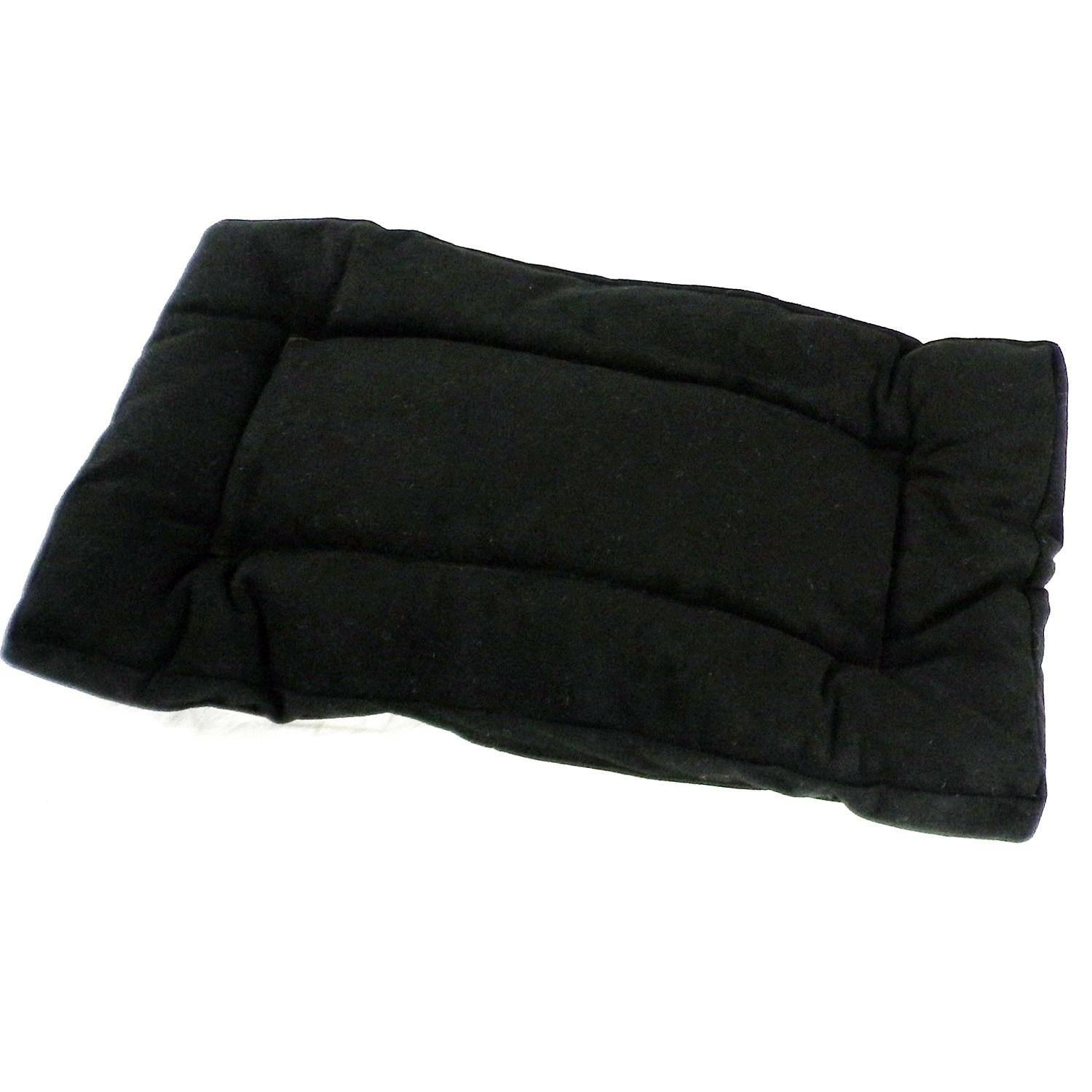 Snoozer Outlast Black Dog Crate Pad
