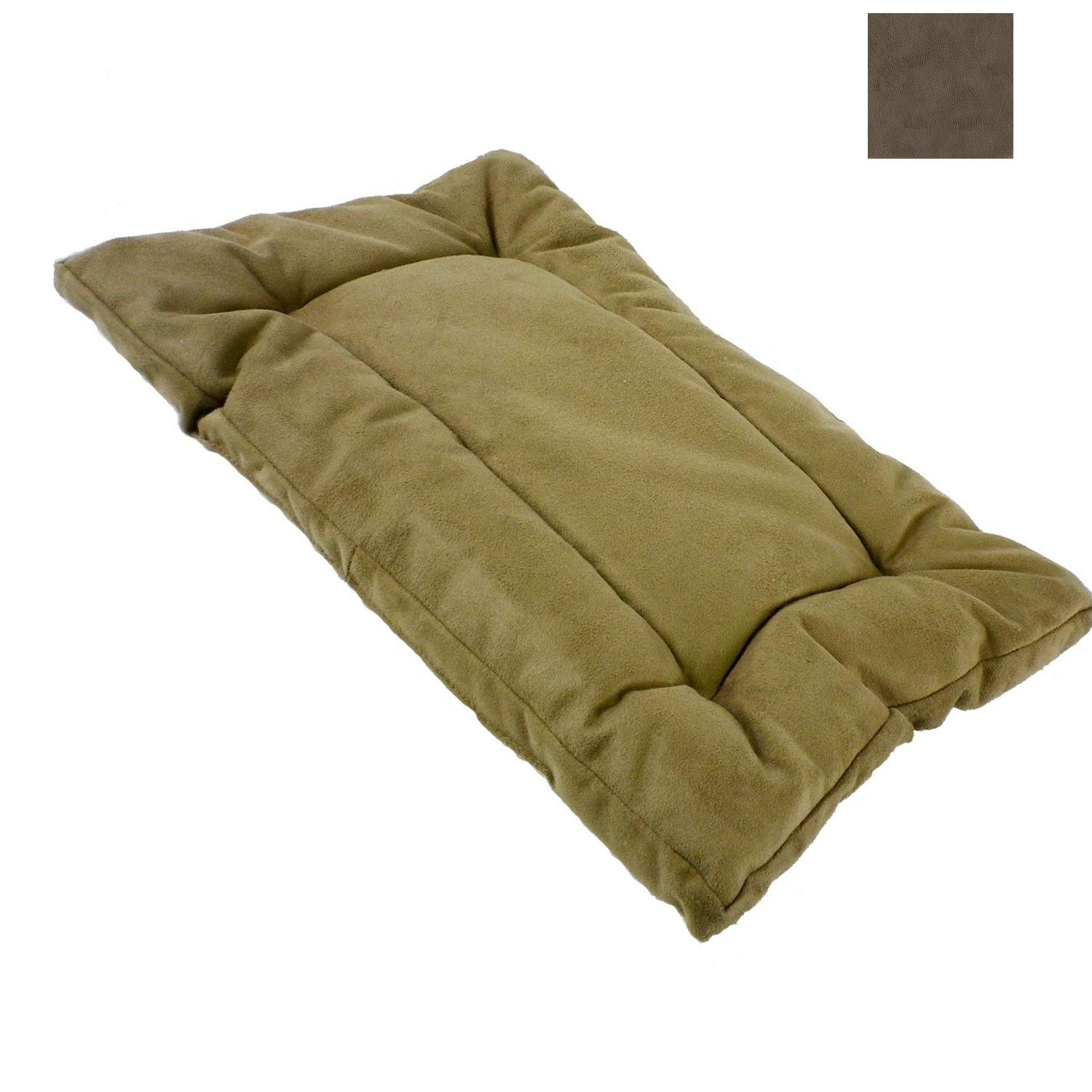 Snoozer Outlast Chocolate Dog Crate Pad