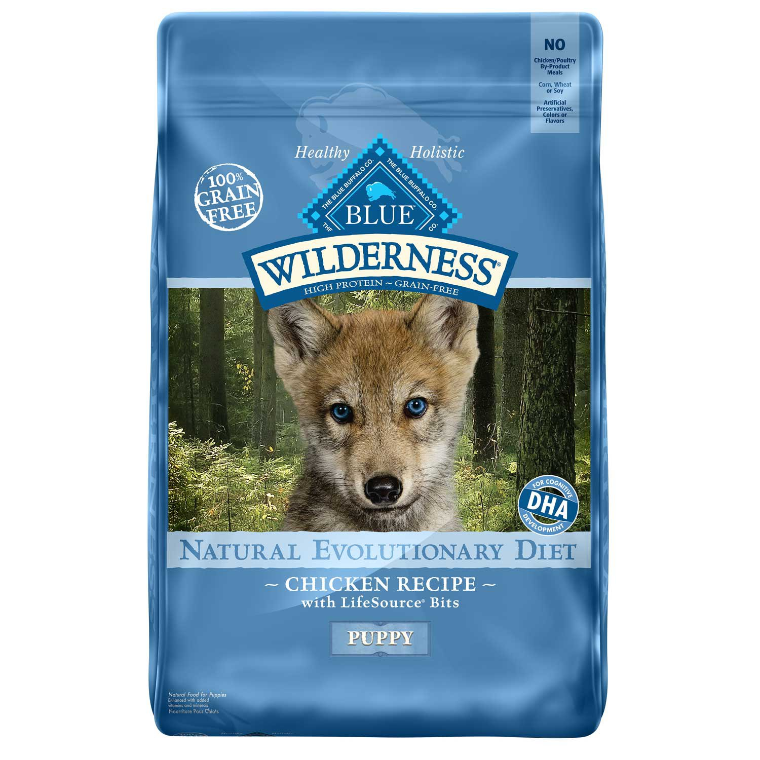 Blue Buffalo High Protein Puppy Food