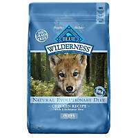 Blue Buffalo Wilderness Chicken Dry Puppy Food