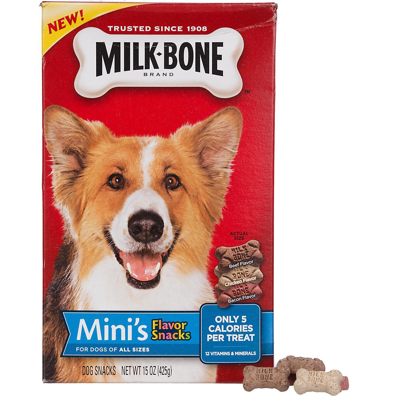 Milk-Bone Mini's Flavor Snacks Dog Treats