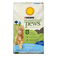 Purina Yesterday's News Softer Paper Pellet Scented Cat Litter