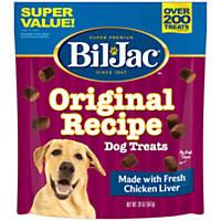 Bil-Jac Original Chicken Liver Dog Treats