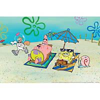 Penn Plax SpongeBob Aquarium Background