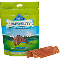 Blue Buffalo Tranquility Natural Chicken Jerky Dog Treats