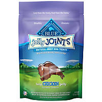 Blue Buffalo Jolly Joints Chicken Jerky Dog Treats, 3.25 oz.