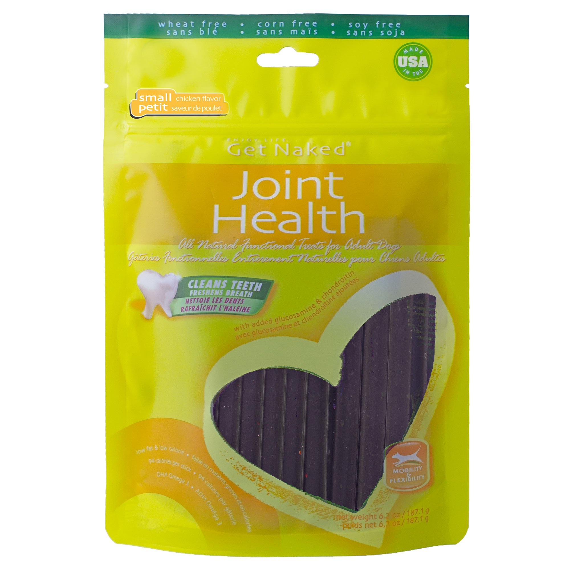 Get Naked Joint Health Dog Treats