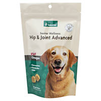 NaturVet Naturals Senior Hip & Joint Soft Chews Advanced Formula for Dogs