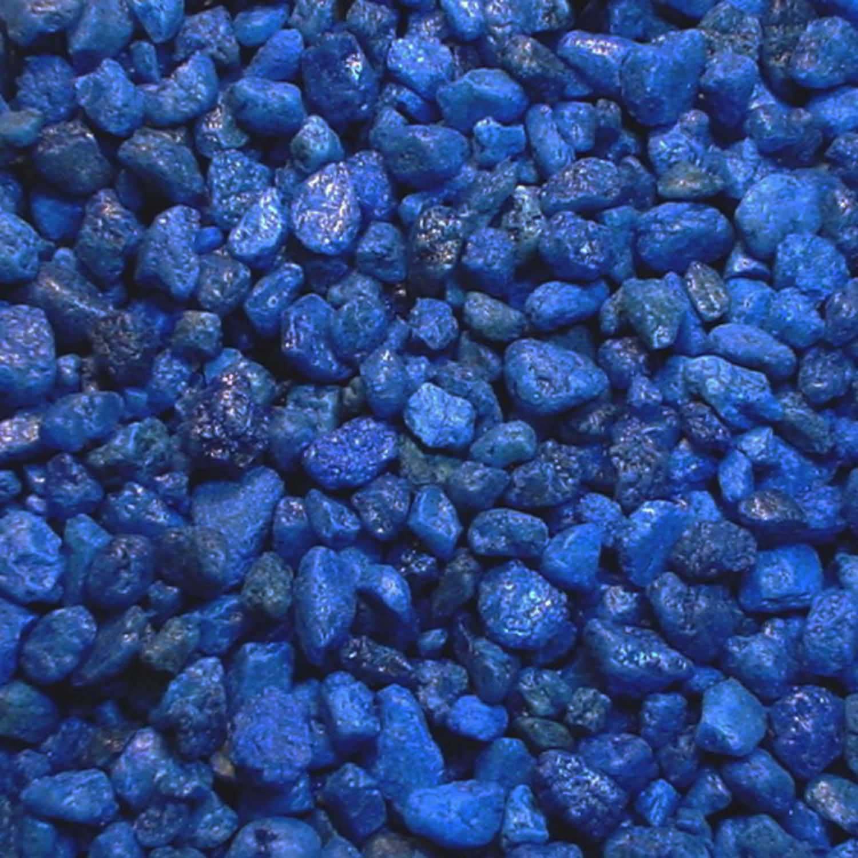 Fish tank gravel - Petco Dark Blue Aquarium Gravel