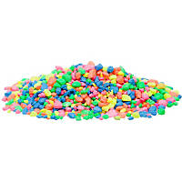Petco Neon Confetti Mix Aquarium Gravel