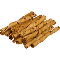 American Rawhide Chicken Basted Twist Sticks Dog Chews
