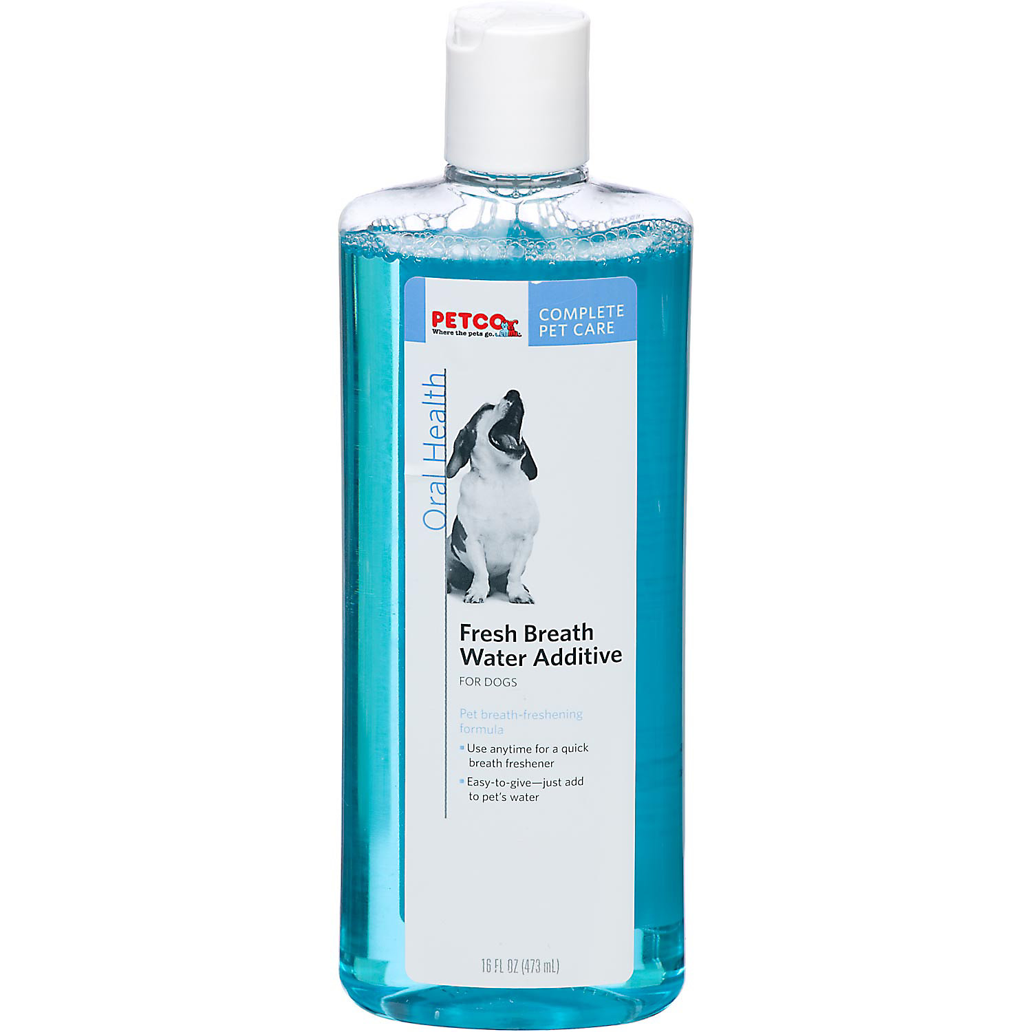 Petco Fresh Breath Water Additive for Dogs