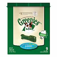 Greenies Jumbo Dental Treats for Dogs
