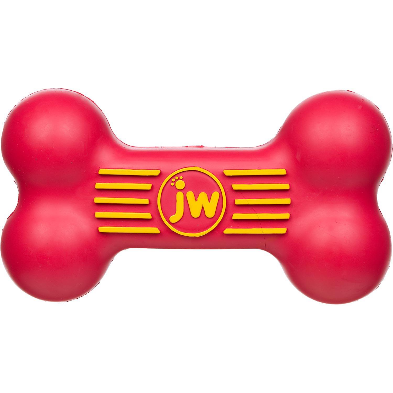JW Pet iSqueak Bone Dog Toy