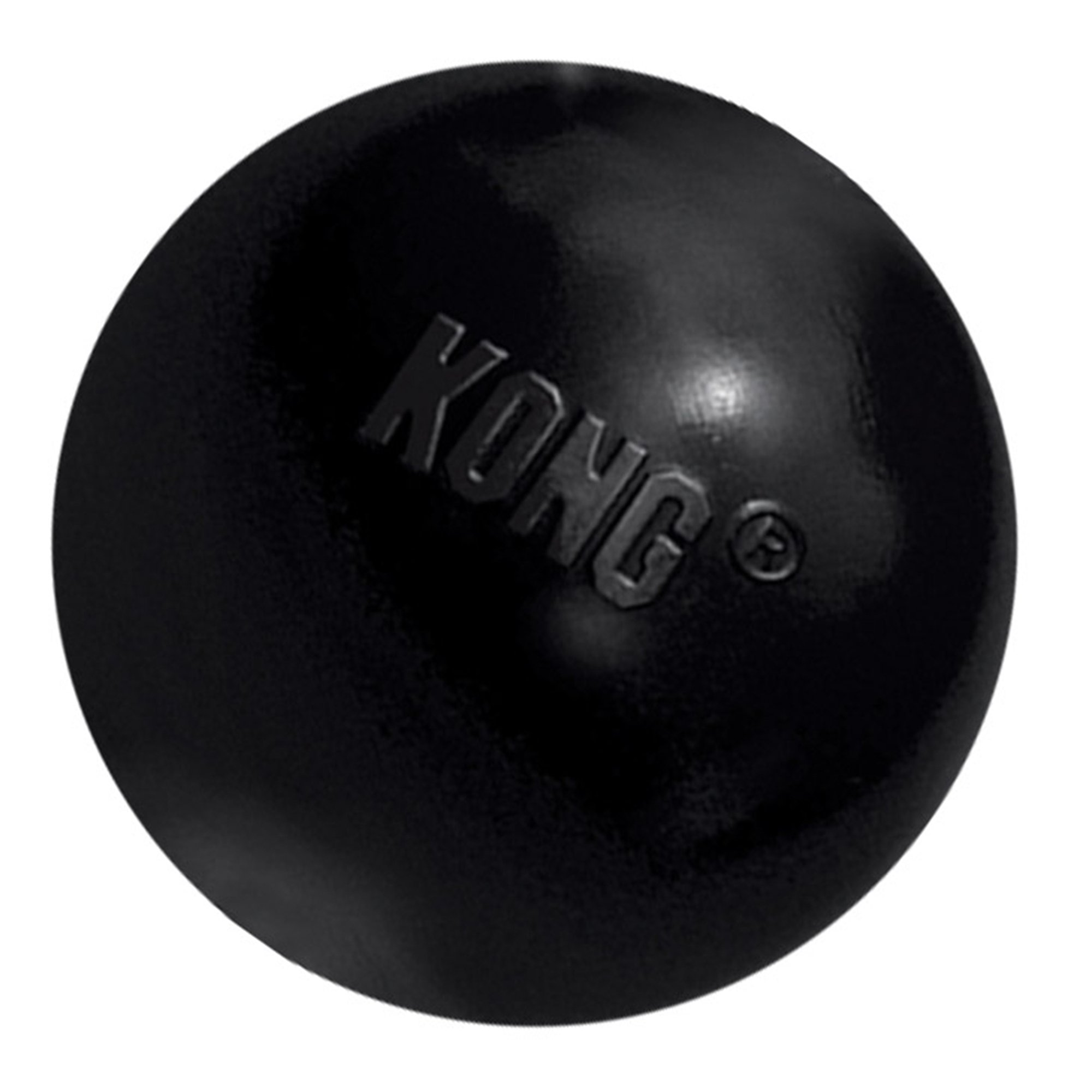 KONG Extreme Black Ball Dog Toy