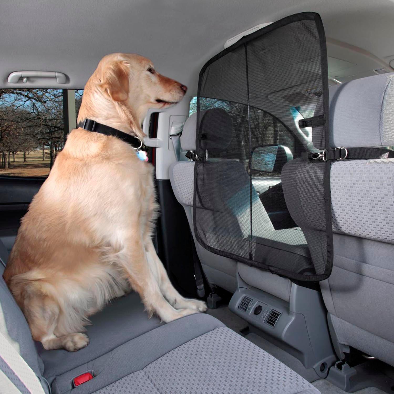 Solvit Front Seat Net Pet Barrier | Petco