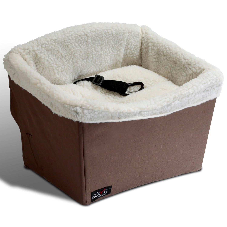 Solvit Jumbo Standard Pet Safety Seat