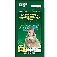 shoo!Tag Dog Flea Repellent