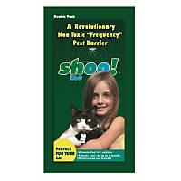 shoo!Tag Cat Flea & Tick Repellent
