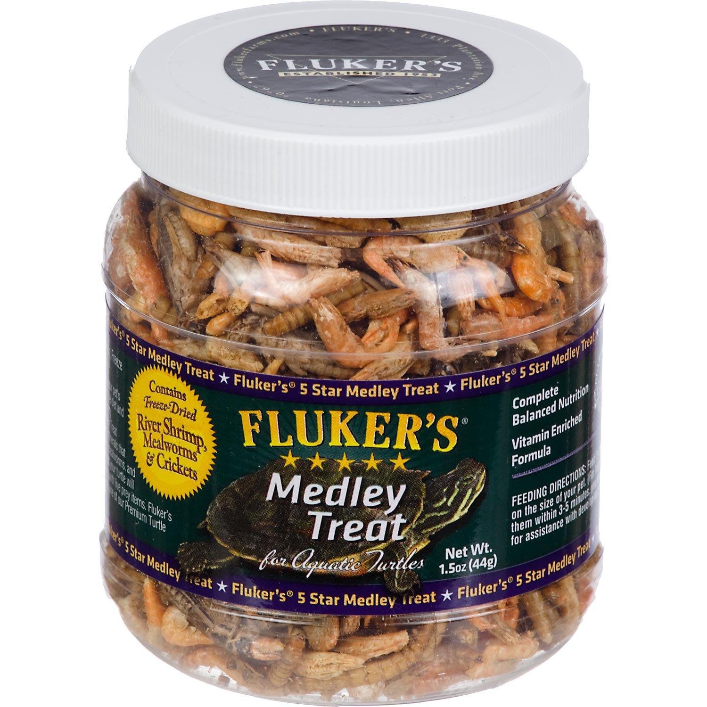 Fluker's Medley Treat for Aquatic Turtles