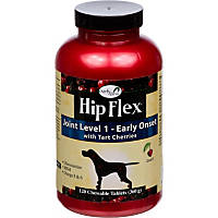 Overby Farm Hip Flex Joint Level 1 Early Onset Dog Hip & Joint Supplement