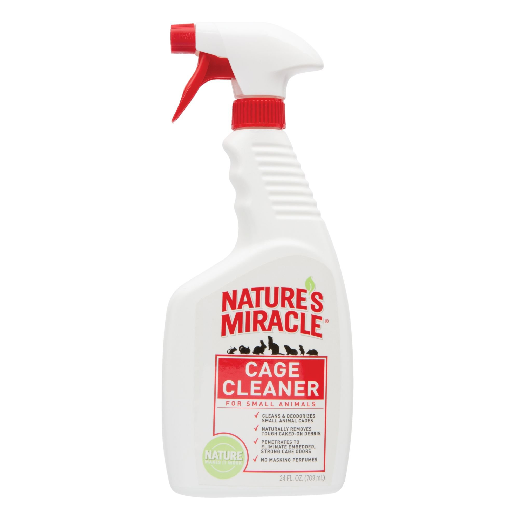 Nature's Miracle Cage Cleaner for Small Animals