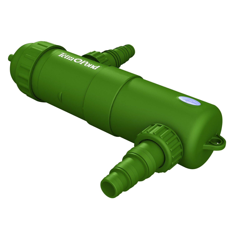 TetraPond Green Free UV Pond Water Clarifier, 18 Watts