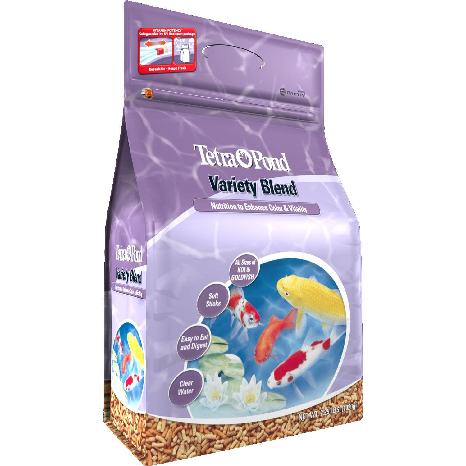 TetraPond Variety Blend Pond Fish Food