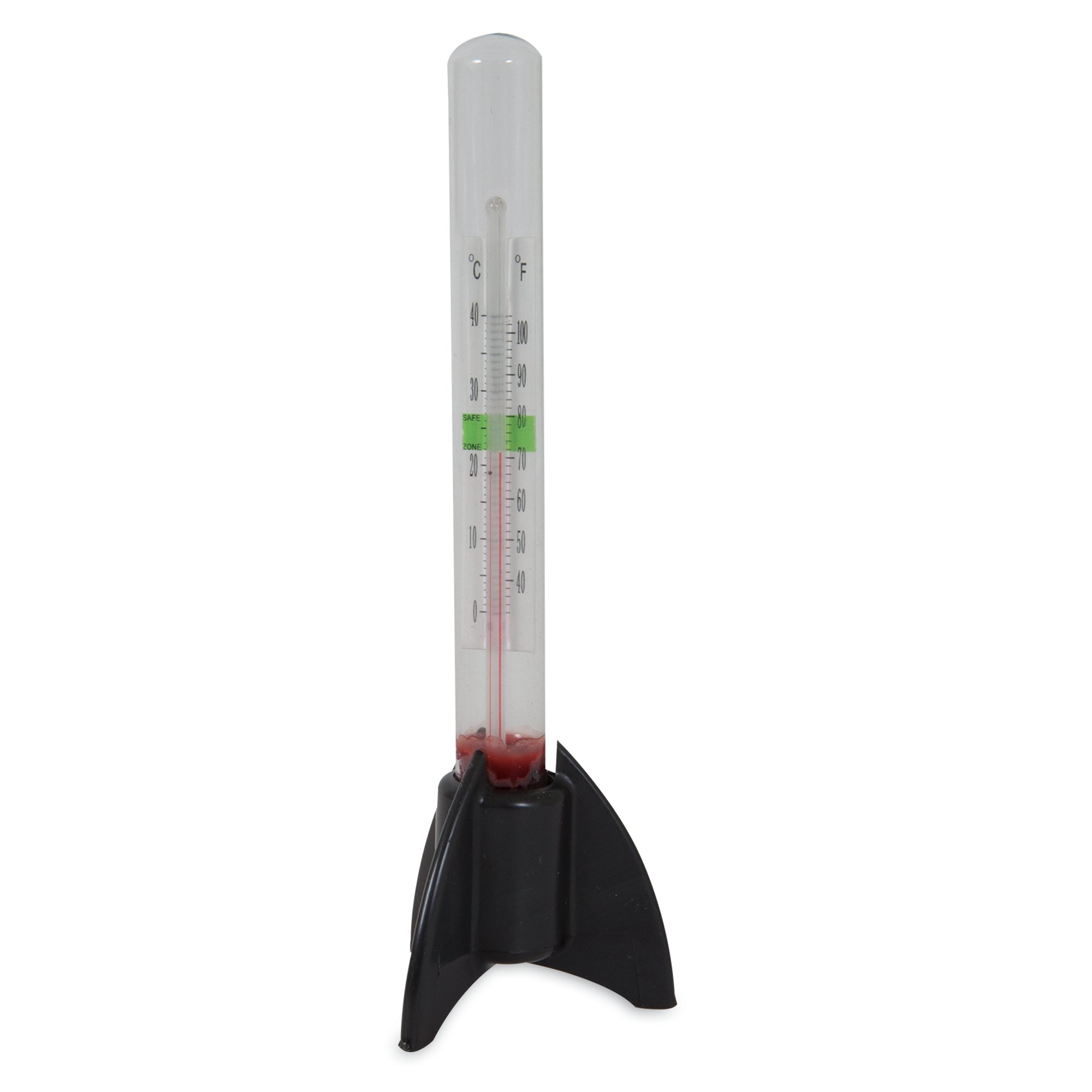 Jw pet stand up smart temperature aquarium thermometer petco for Aquarium thermometer