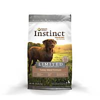 Nature's Variety Instinct Grain-Free Limited Ingredient Diet Turkey Meal Formula Dry Dog Food