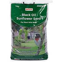 Petco Black Oil Sunflower Seed Wild Bird Food