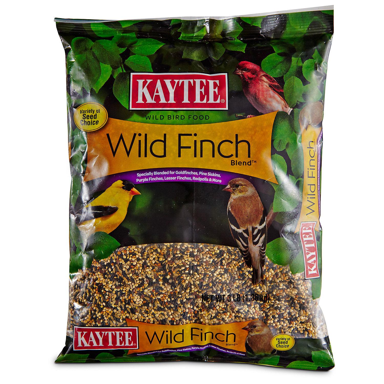 Kaytee Wild Finch Wild Bird Food, 3 lbs