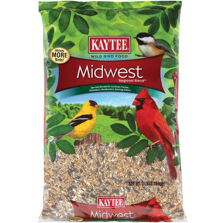 Kaytee Midwest Regional Blend Wild Bird Food