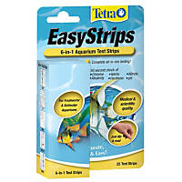 Tetra EasyStrips 6-in-1 Aquarium Test Strips