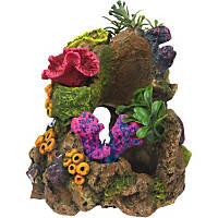 RockGarden Resin Aquarium Coral Garden
