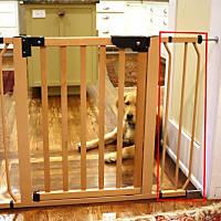 Cardinal Gates Wood Auto-Lock Pressure Pet Gate 5' Extension