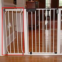 Cardinal Gates White Auto-Lock Pressure Pet Gate 10' Extension