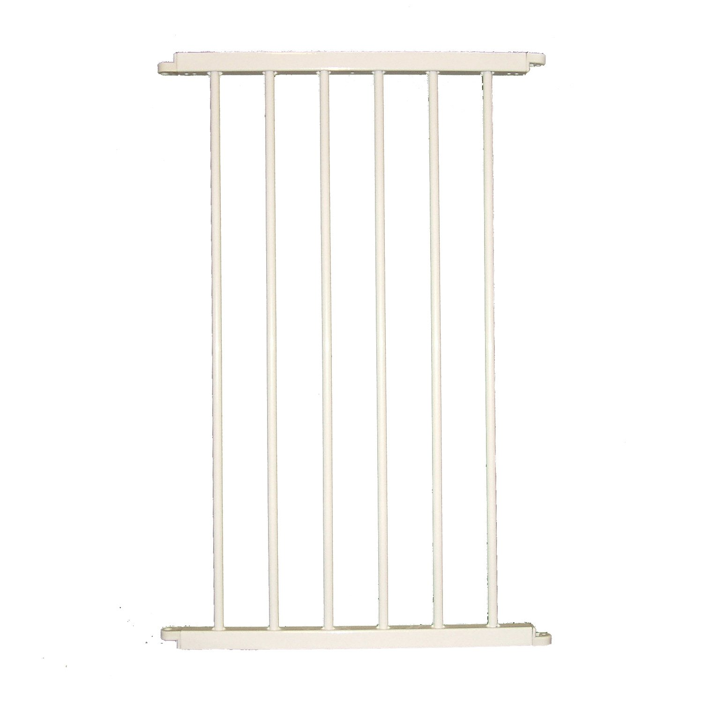 "Cardinal Gates White 20"" VersaGate Pet Gate Extension"