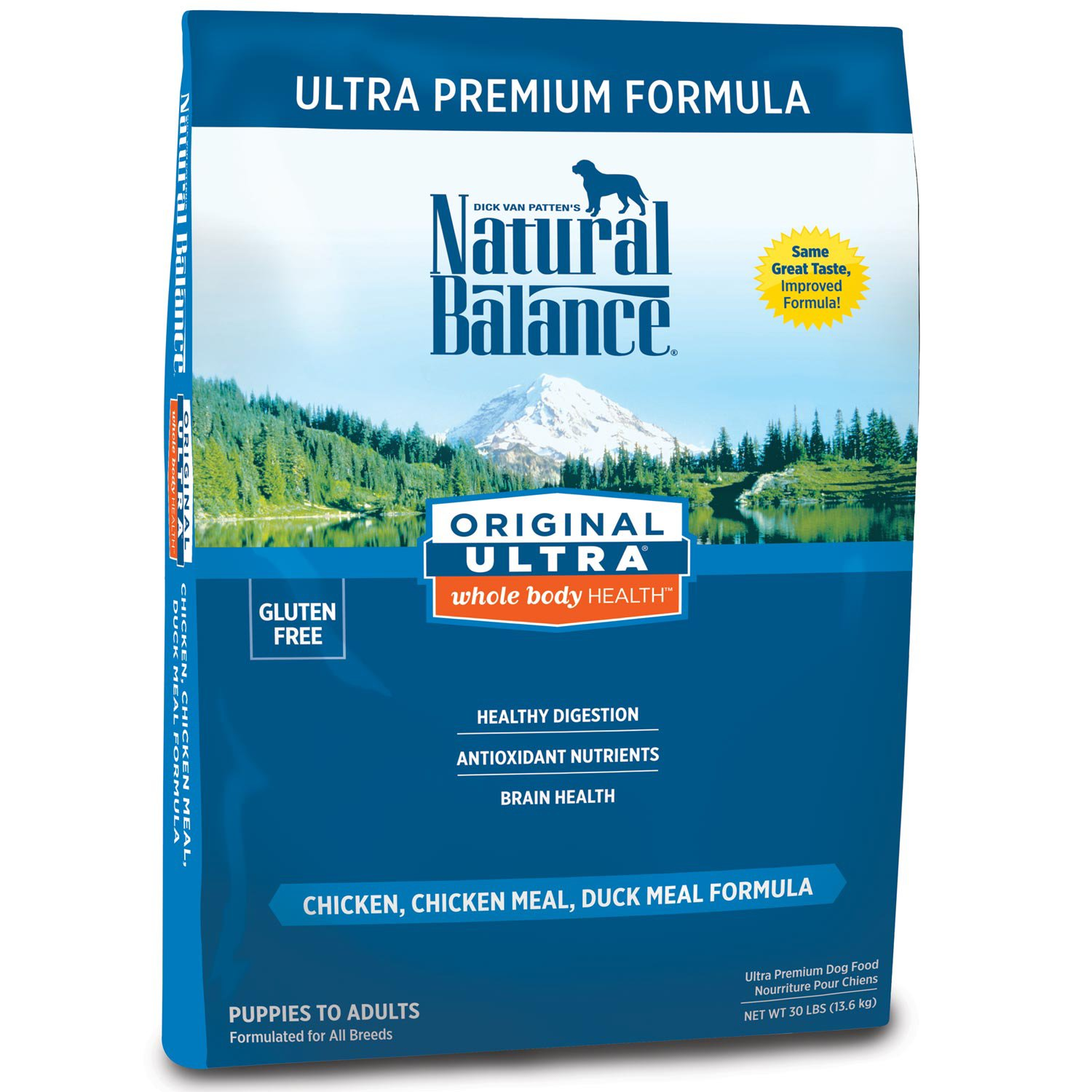 Natural Balance Dog Feed Special :: New Braunfels Feed & Supply