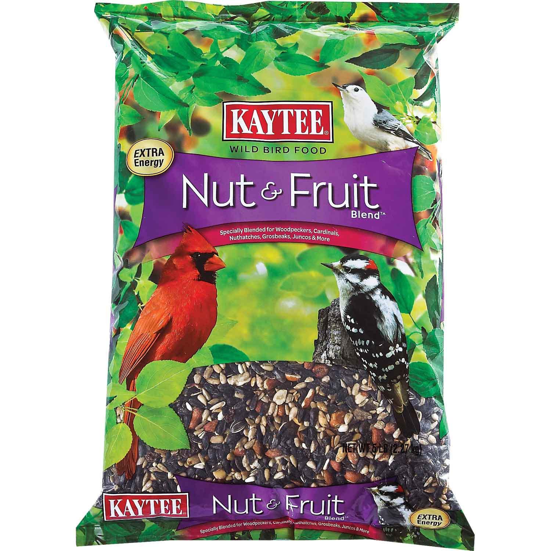 Kaytee Nut & Fruit Blend Wild Bird Food