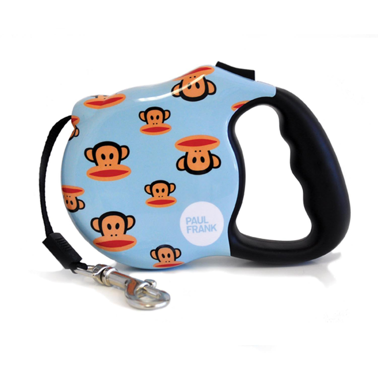 Paul Frank Signature Julius Retractable Dog Leash