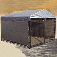 Lucky Dog Windscreen Shade Cloth, 25' L X 5' W