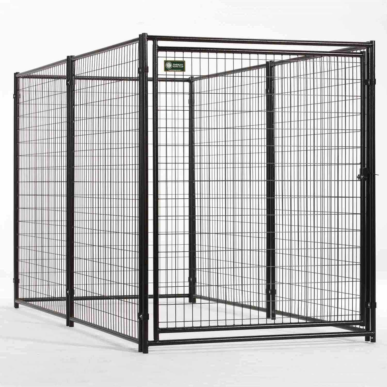 Lucky Dog Powder-Coated Kennel
