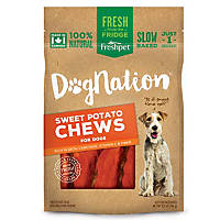 Freshpet Dognation Sweet Potato Dog Chews