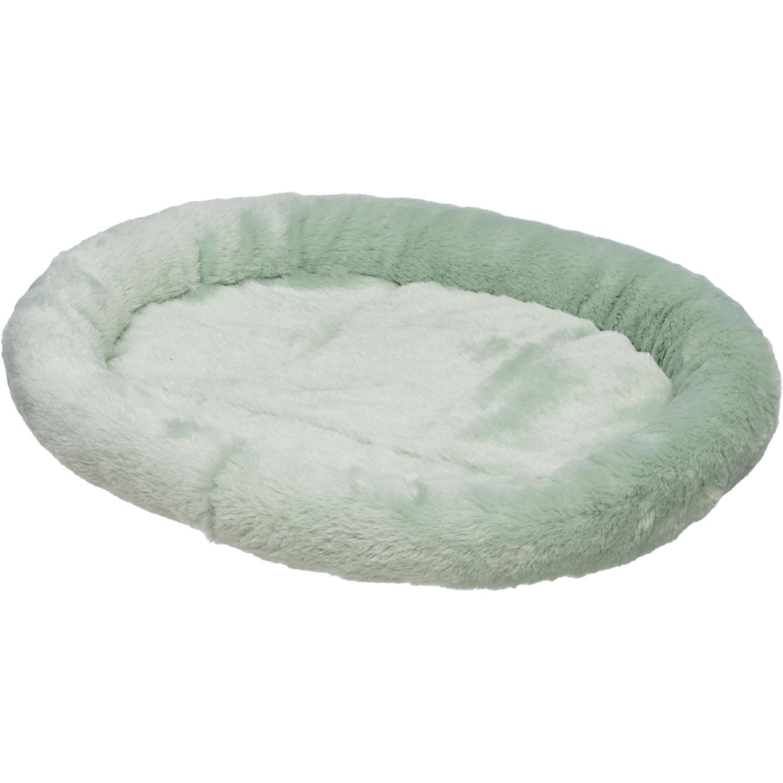 Petco Ultra Soft Donut Cat Bed in Sage