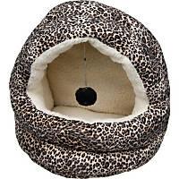 Petco Covered Cat Bed in Cheetah