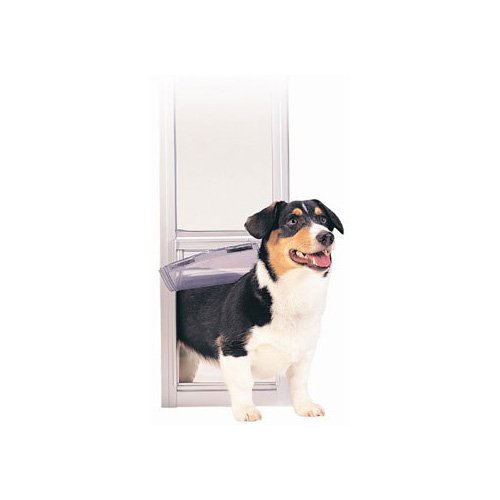 PetSafe Deluxe White Patio Panel Pet Door
