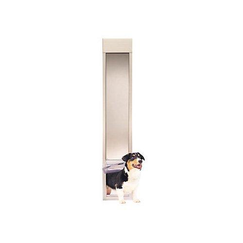 PetSafe Deluxe Satin Patio Panel Pet Doors