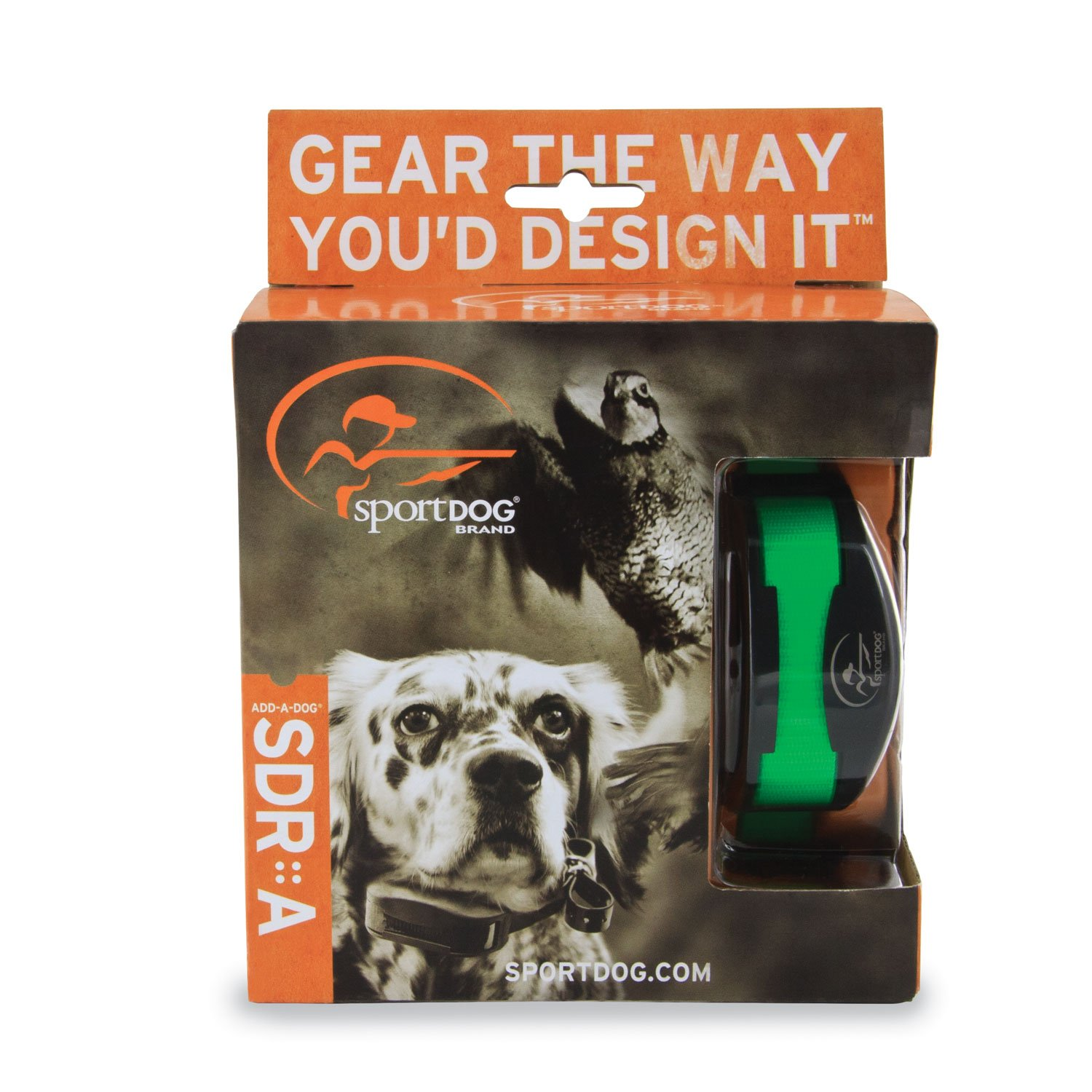 SportDOG SportHunter A-Series 1825 Add-A-Dog Receiver Collar